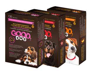 витамины-для-собак