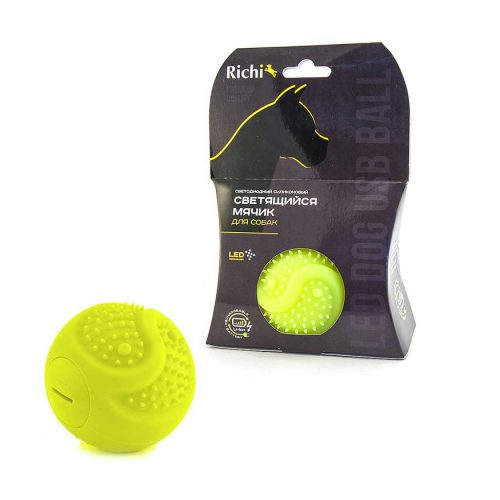 Мяч-зеленый