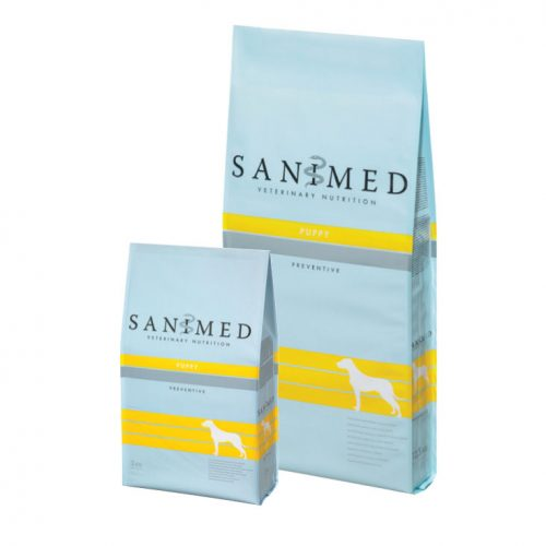 sanimed-puppy