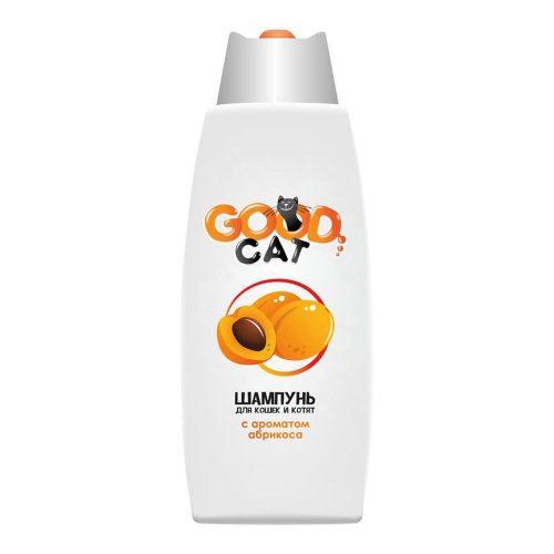 Шампунь для кошек с ароматом абрикоса